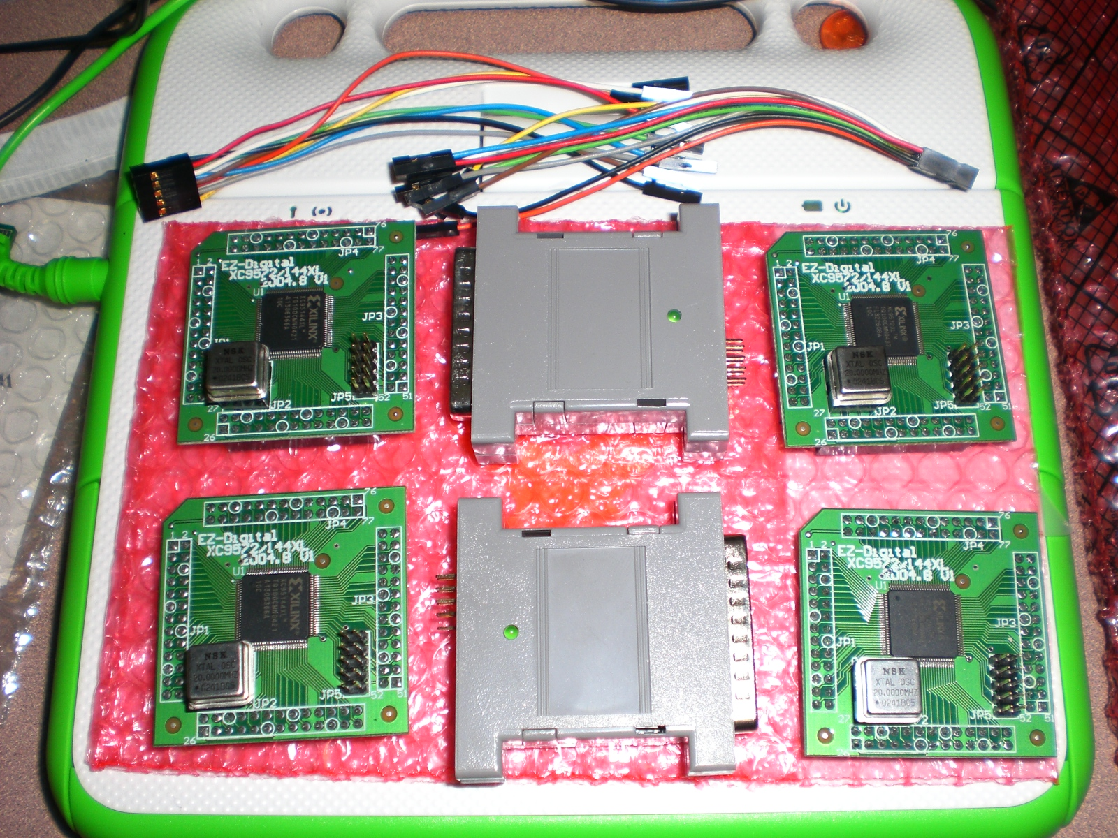 Xilinx Dev Boards